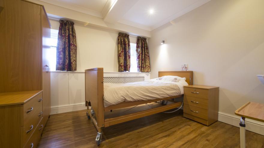 Caron Group Springbank bedroom